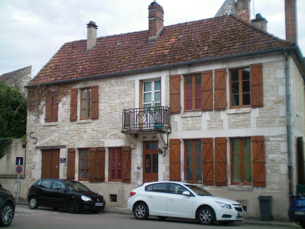 francuskie okiennice