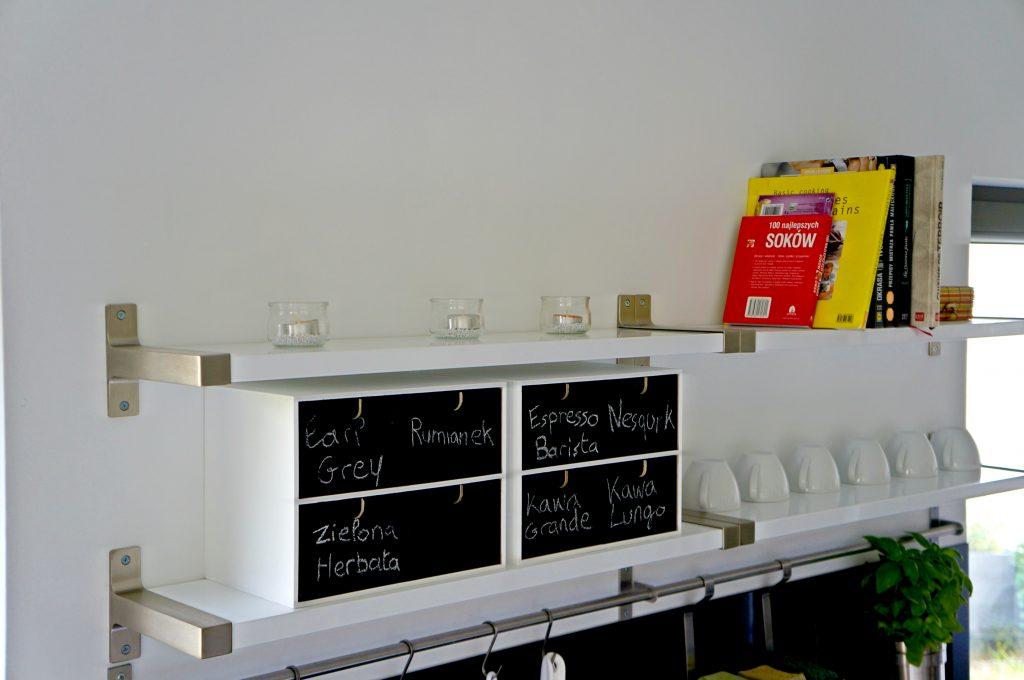 Aranżacja ściany kuchennej
