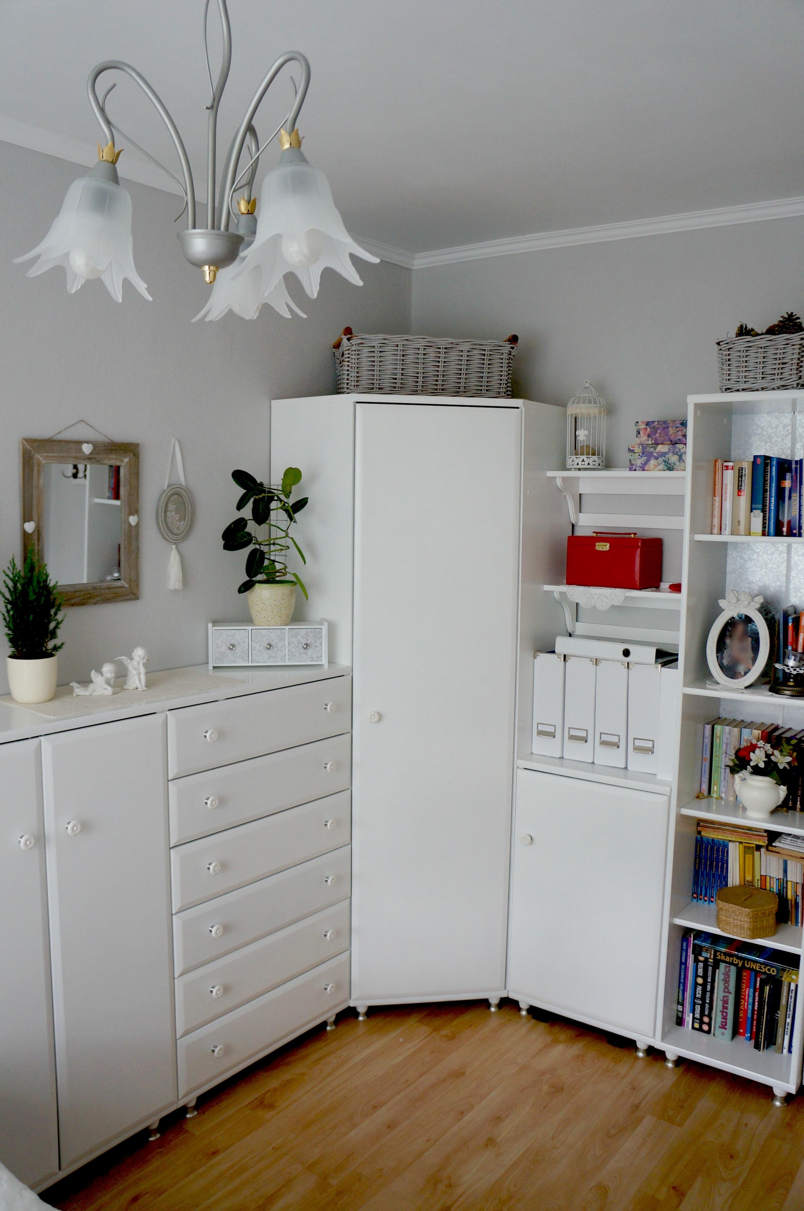 metamorfoza sypialni zdjęcia beforeampafter projekt dom