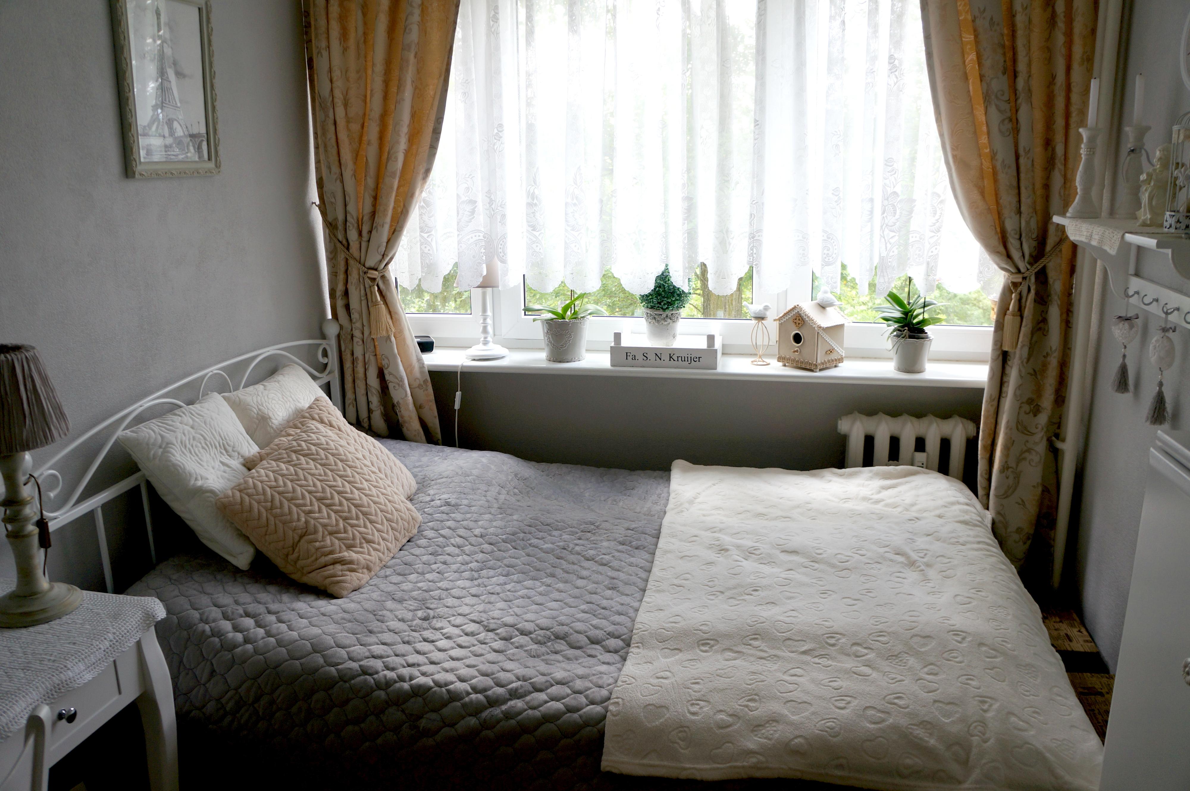 Metamorfoza Sypialni Zdjęcia Beforeafter Projekt Dom