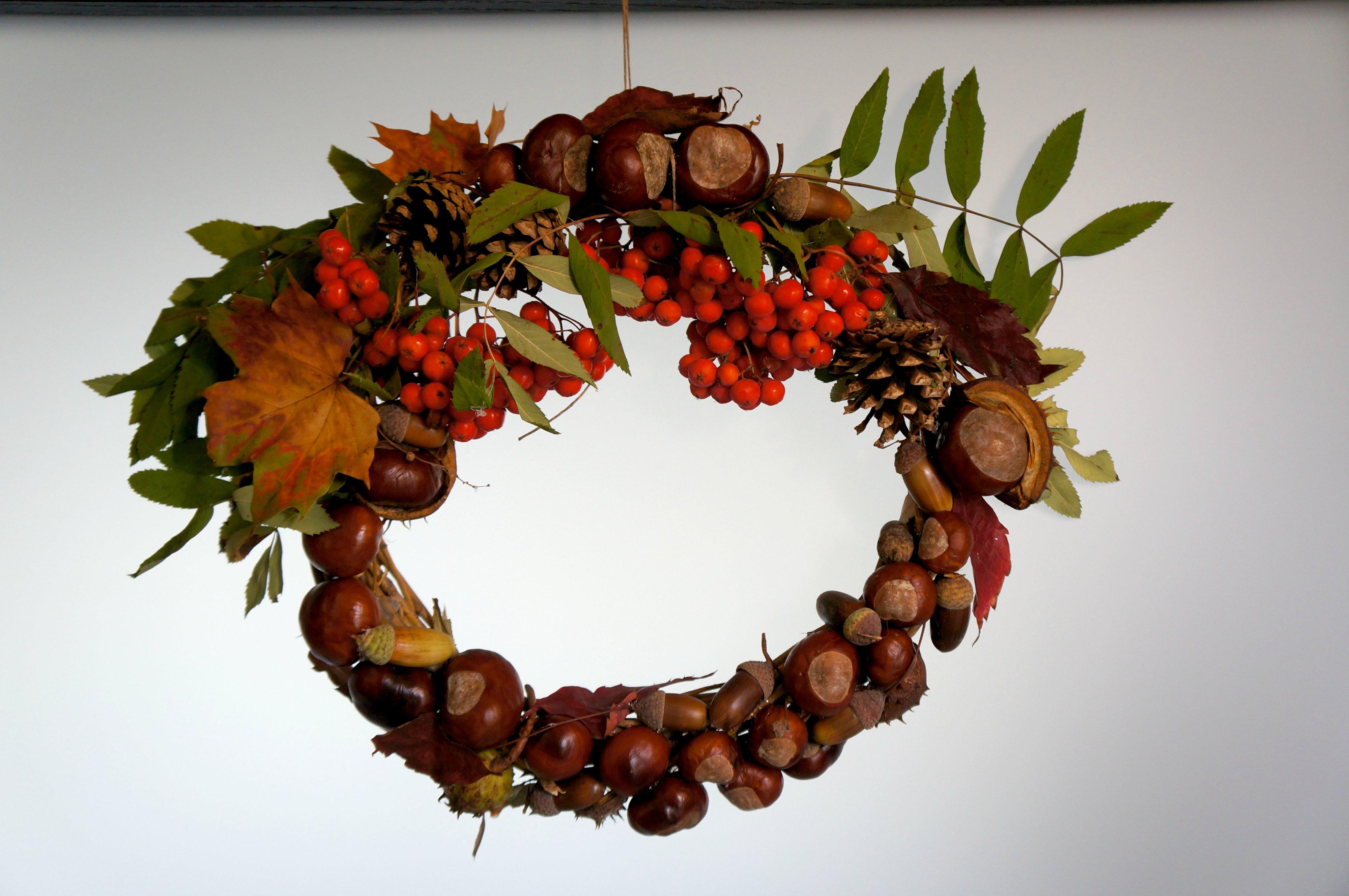 wianek jesienny
