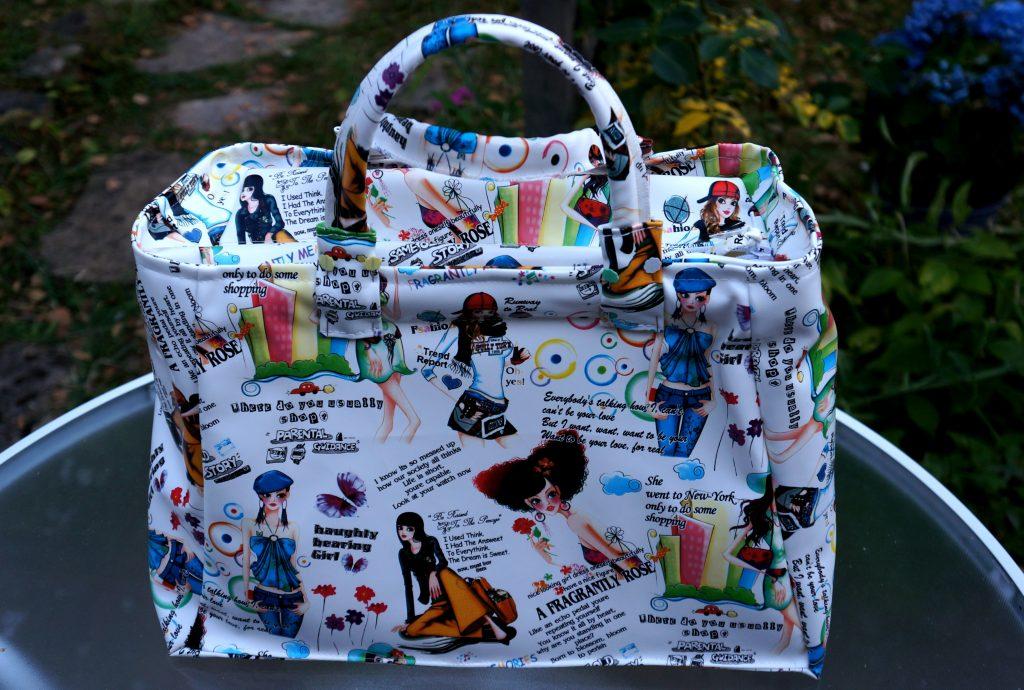 torebka z ceraty