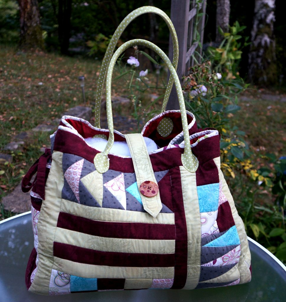 patchworkowa torebka