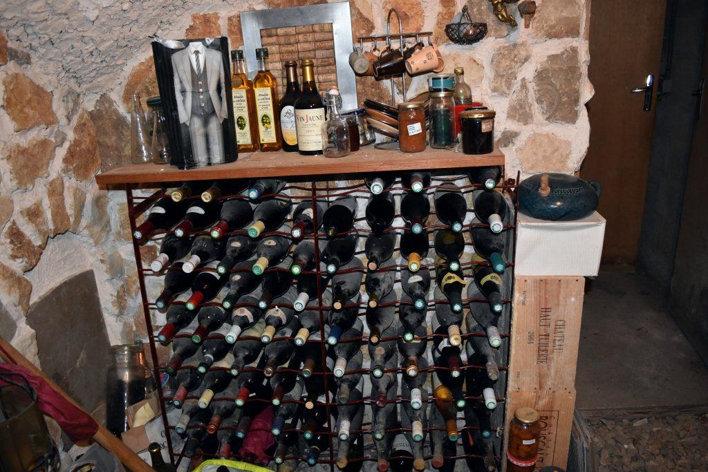 domowa piwnica na wina