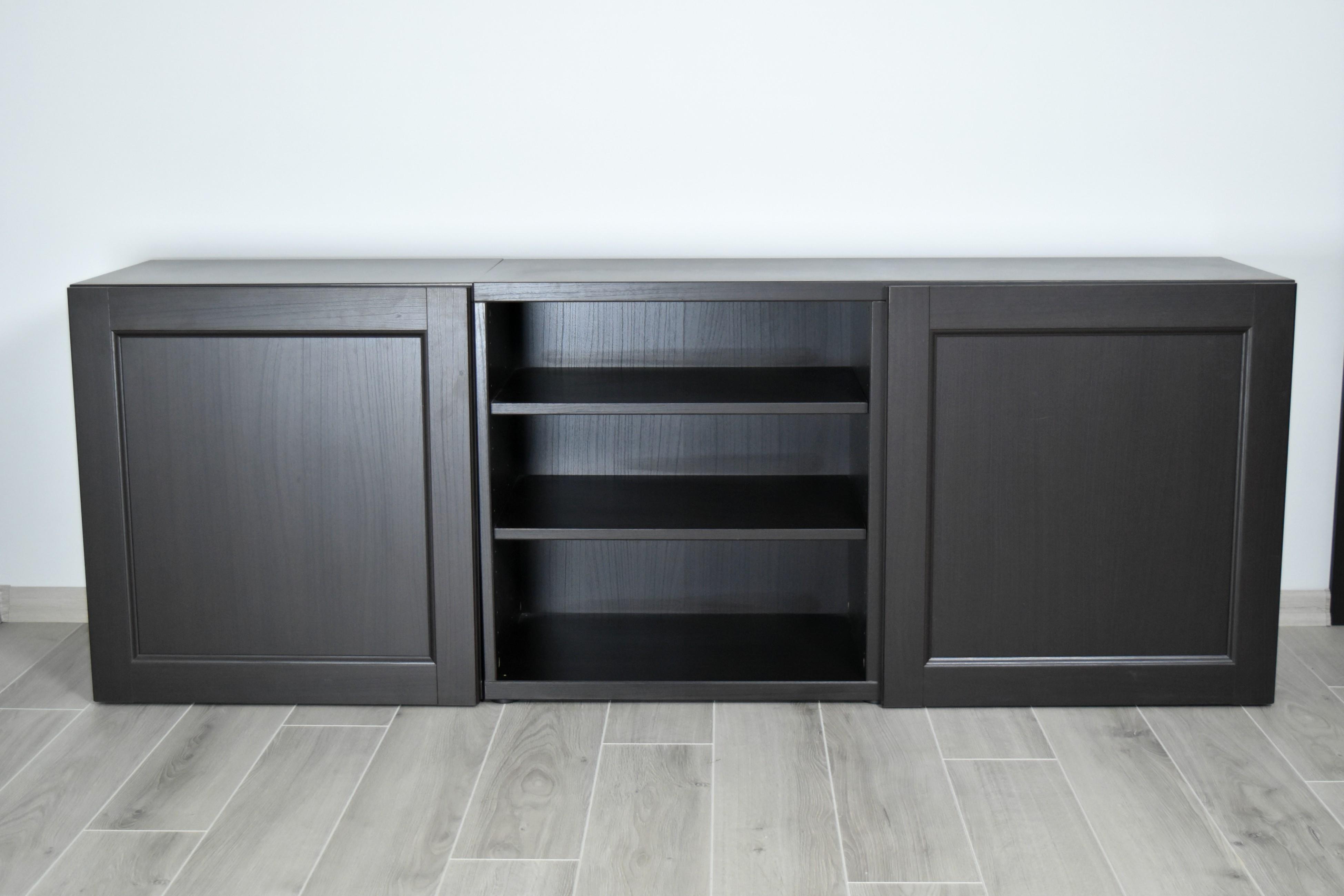 malowanie szafki z mdf besta ikea metamorfoza projekt dom. Black Bedroom Furniture Sets. Home Design Ideas