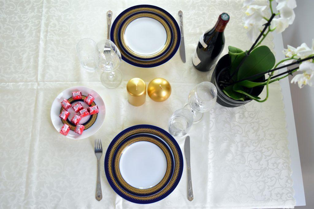 elegancki stół