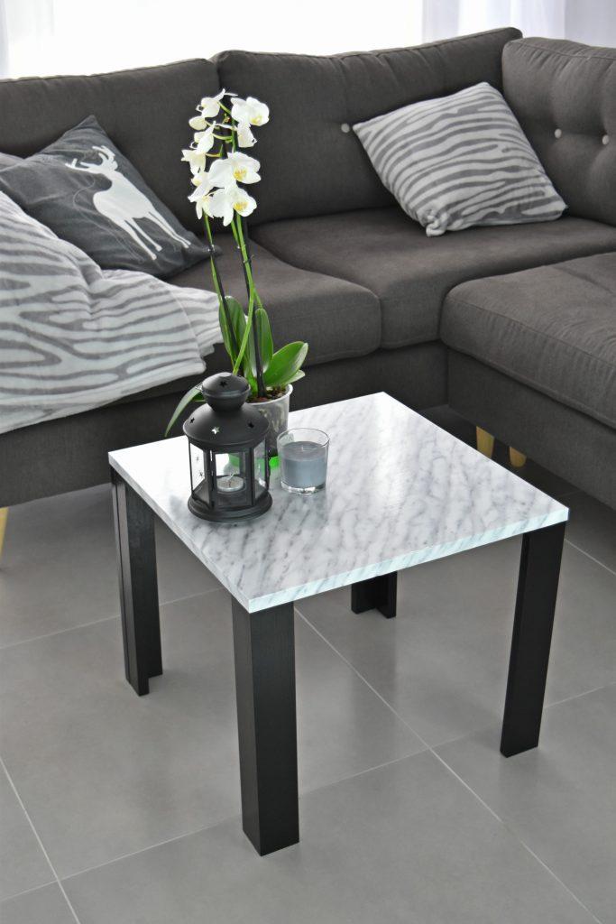 stolik kawowy z marmuru