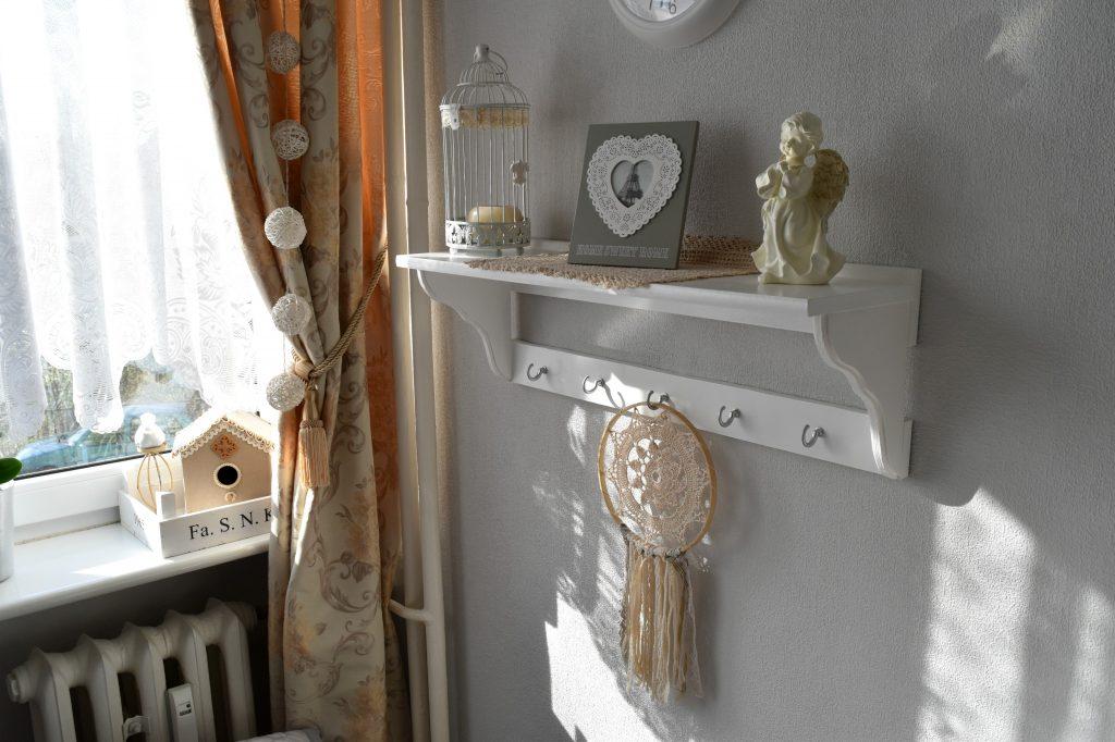 dekoracja DIY do sypialni