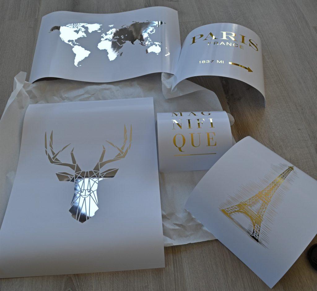 srebro i złoto