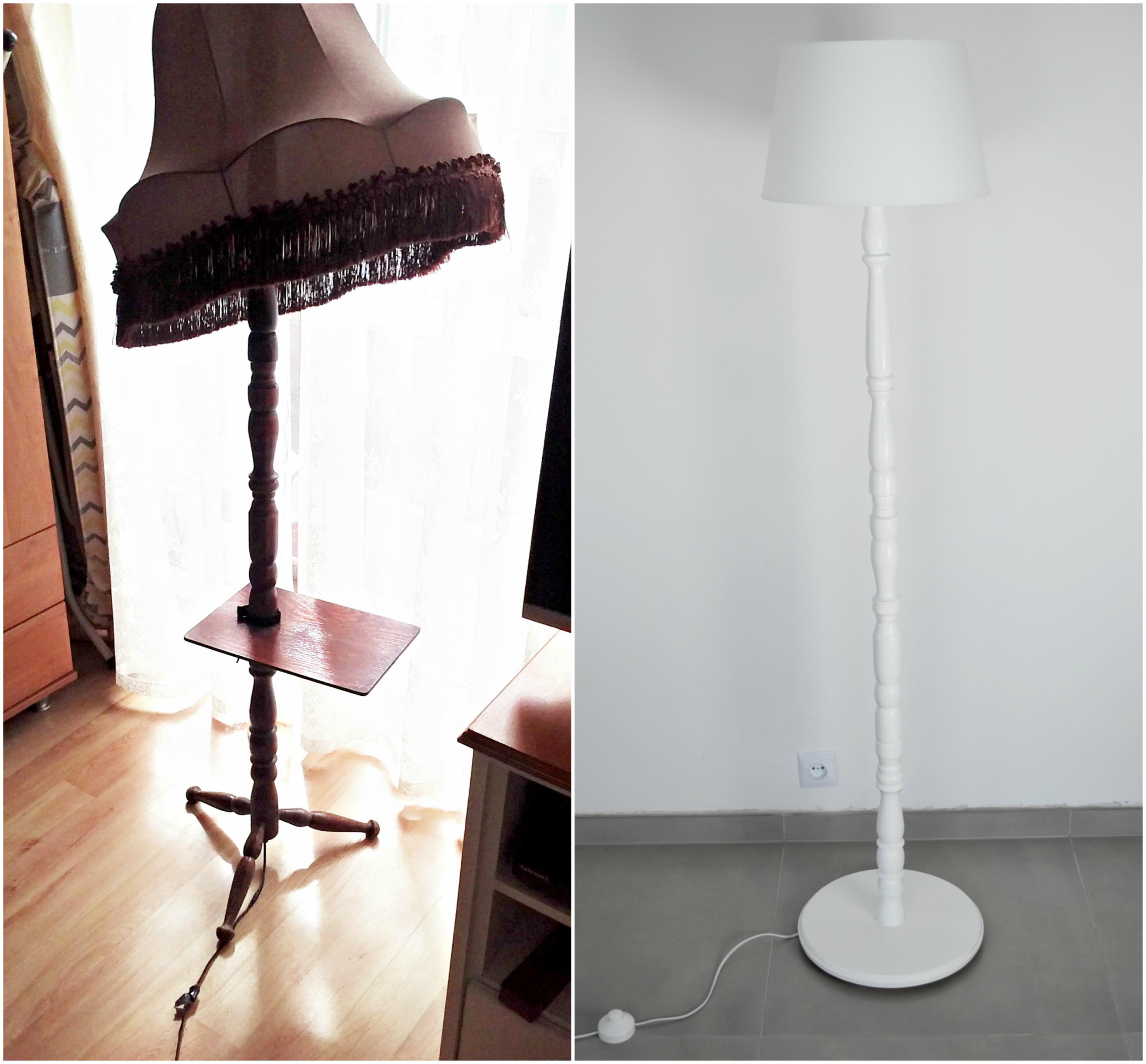 metamorfoza lampy