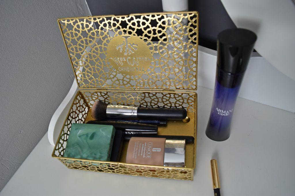 pudełko na kosmetyki