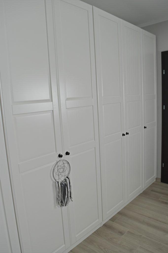 Szafa Pax Ikea Czyli Garderoba W Naszej Sypialni Projekt Dom