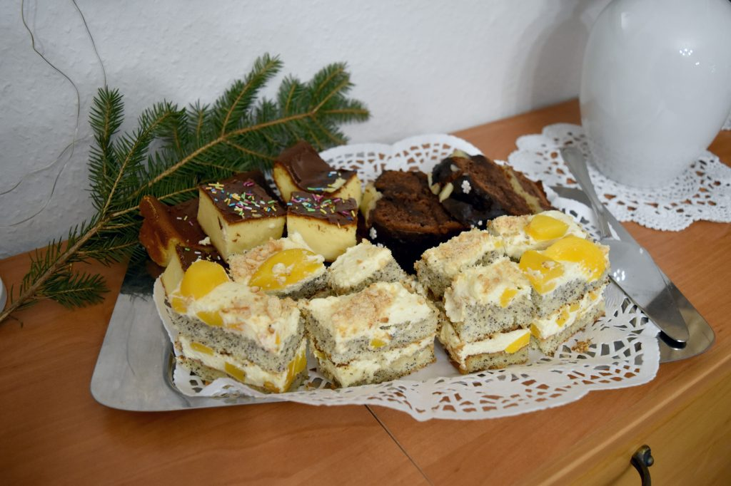 ciasta świąteczne