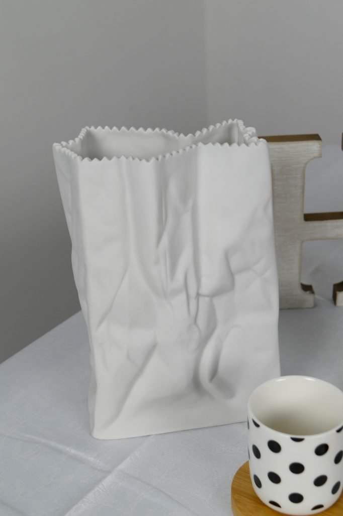 vase en sac rosenthal