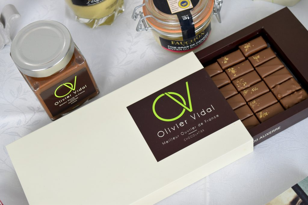 słodkości olivier vidal