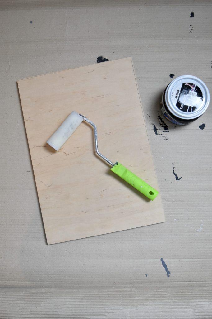 projekt DIY