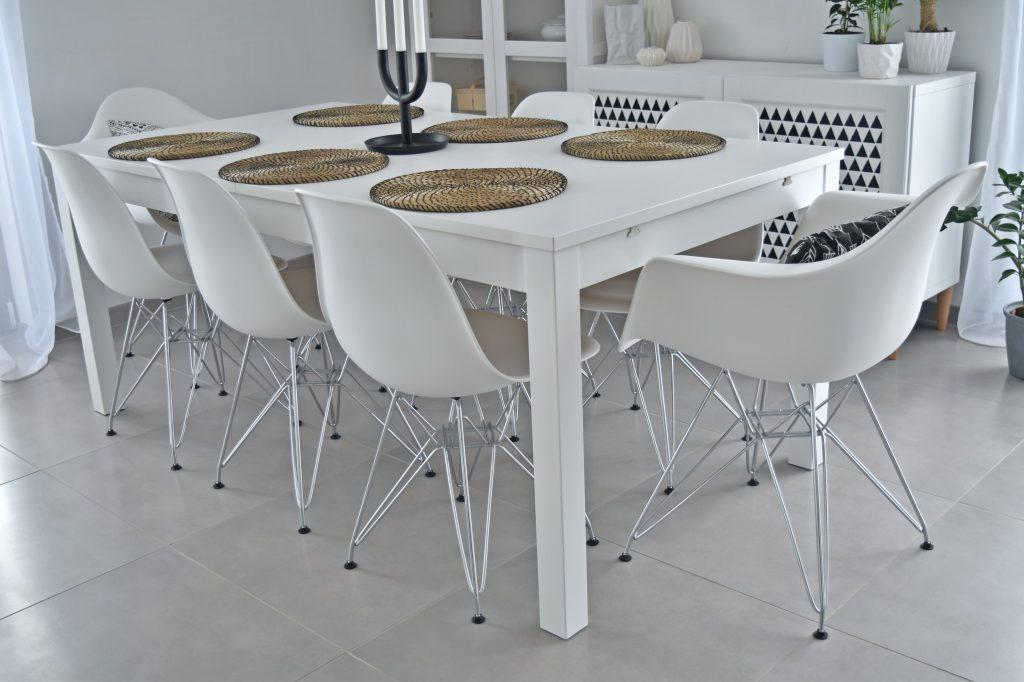 krzesła Eames