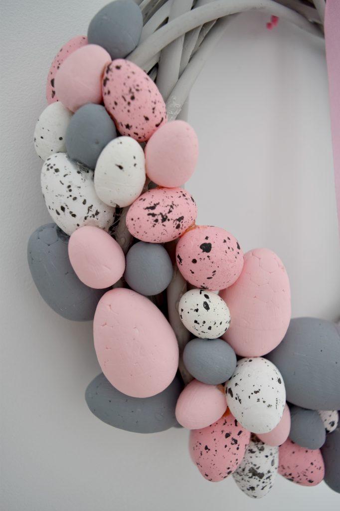 styropianowe jaja