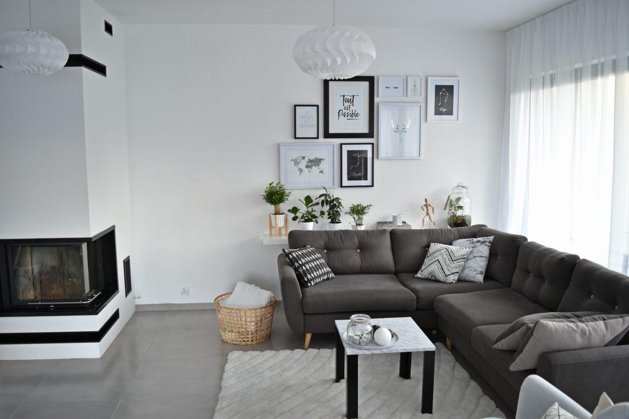 galeria nad kanapą