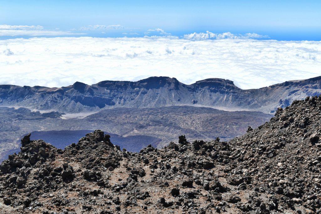 szczyt Teide