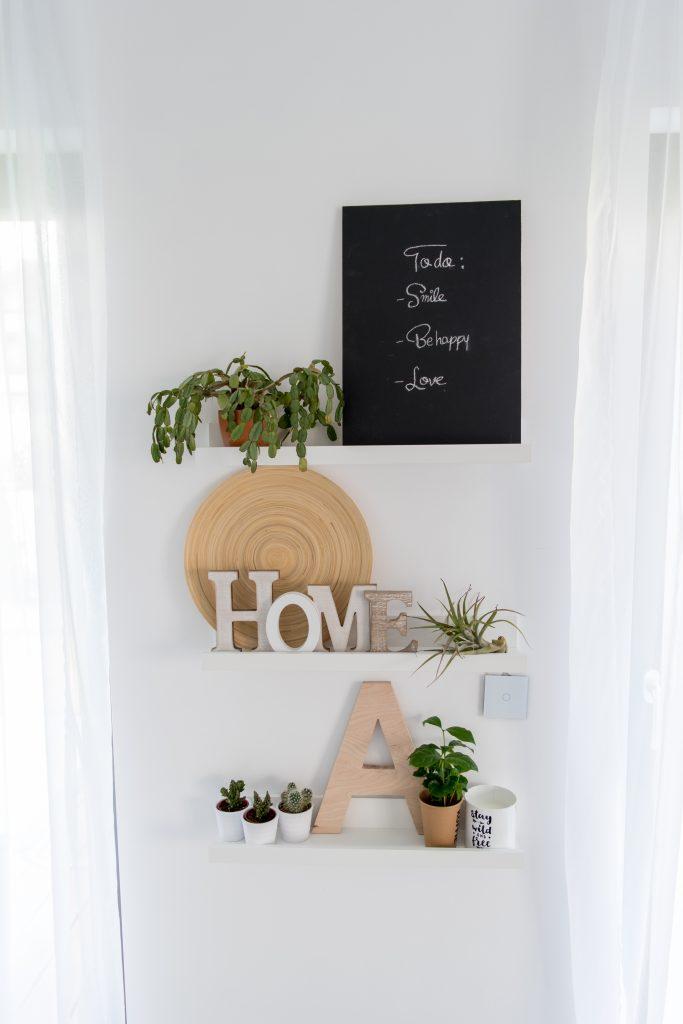 dekoracje DIY z drewna