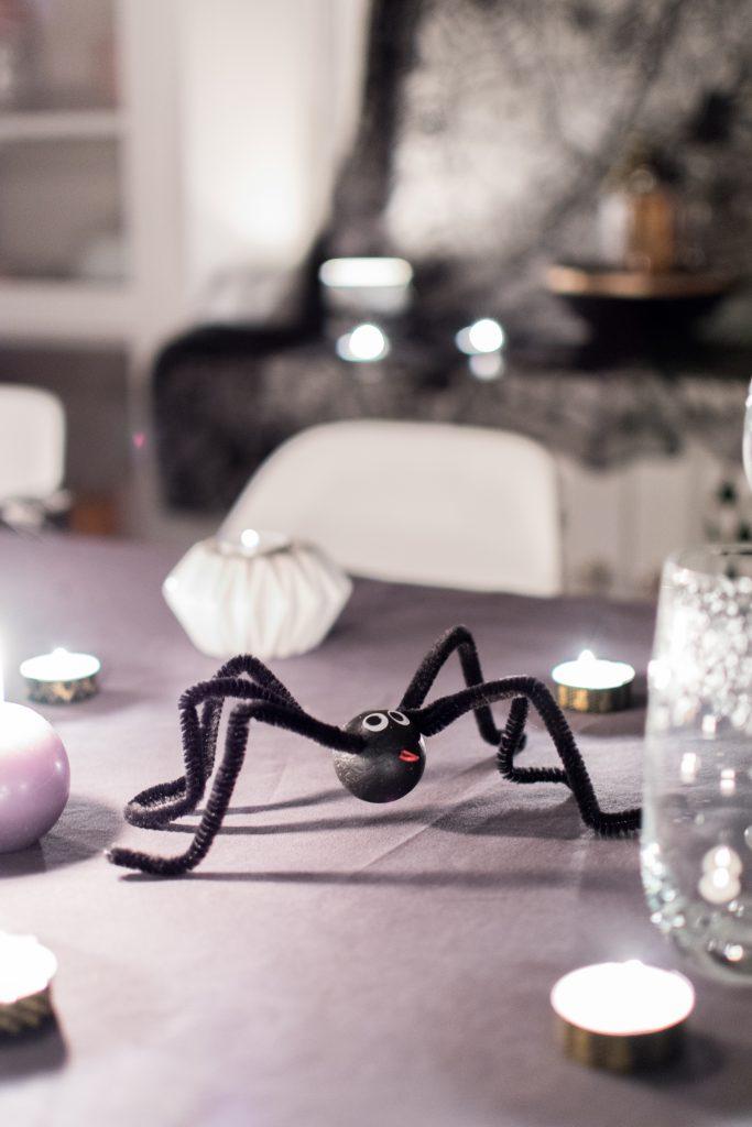 pająk DIY