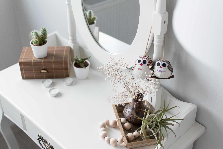 dekoracje w sypialni