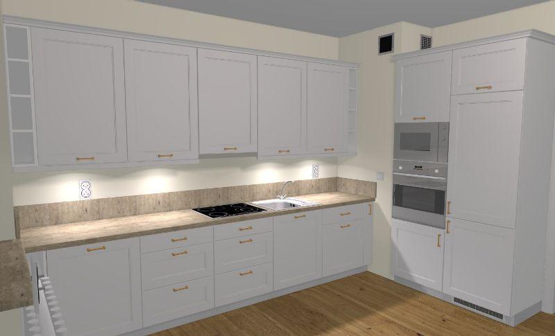 wizualizacja kuchni