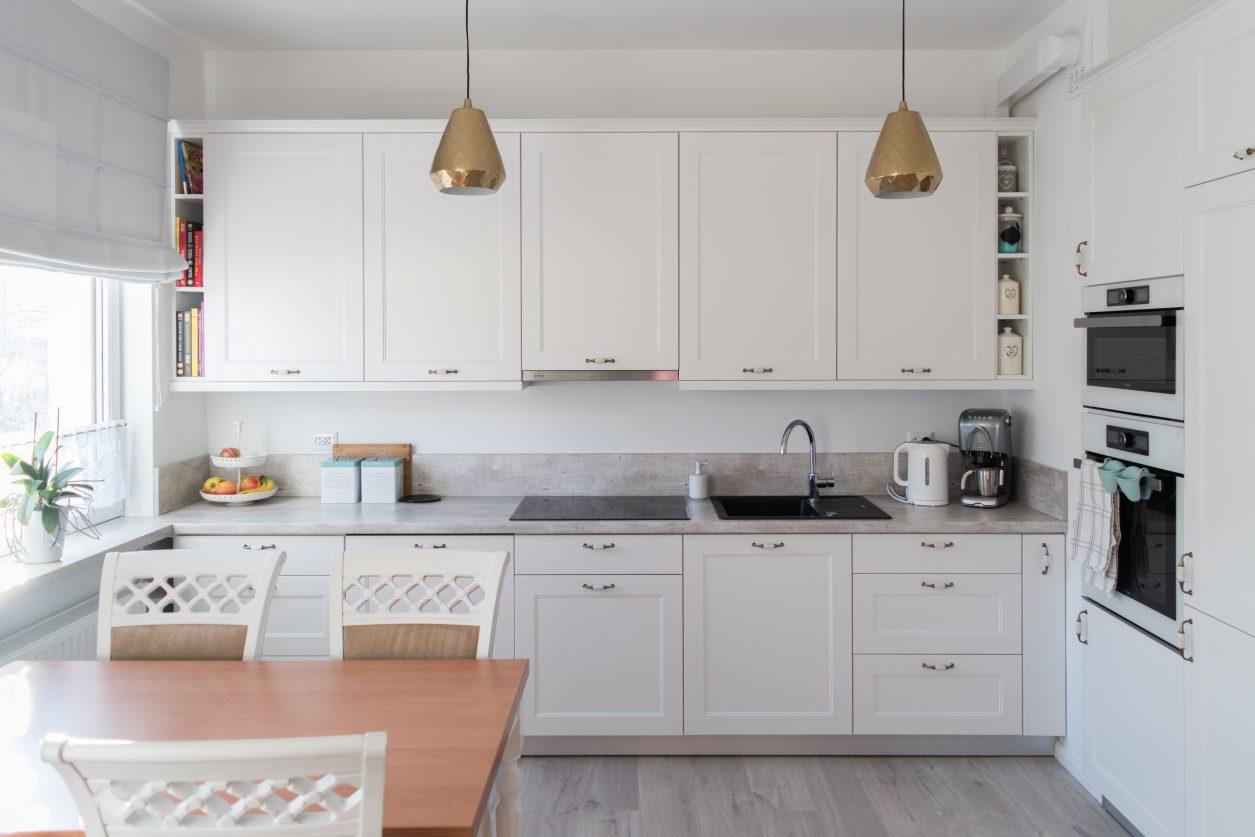 Klasyczna Kuchnia Brw Moich Rodziców Projekt Dom