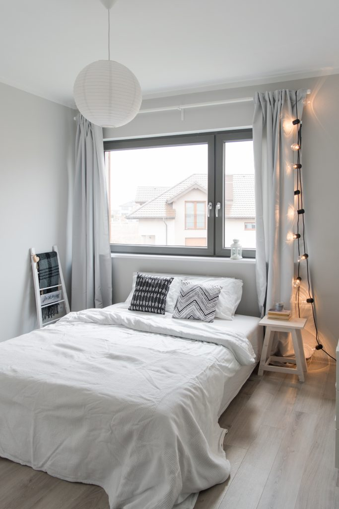 sypialnia dla gości
